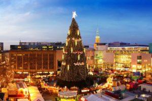 世界最大のクリスマスツリー